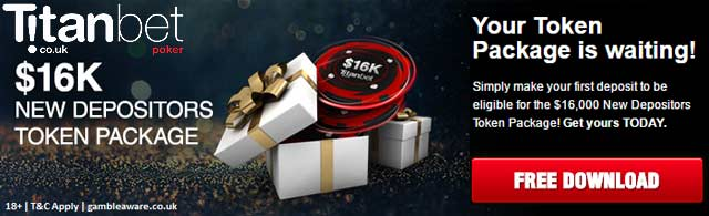 titan poker promotion